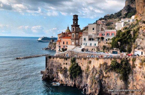 Atrani, Amalfi