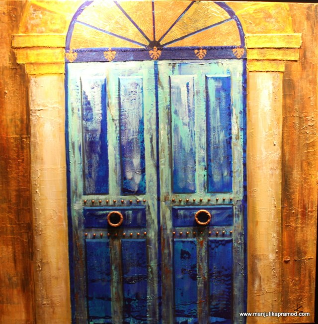 Behind Each Door There Is A Story!