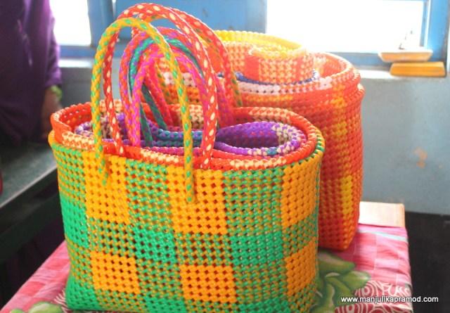 Basket weavers, Mysore