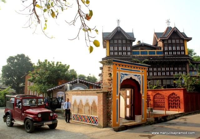 Himachal, Kangra, Pragpur, Heritage