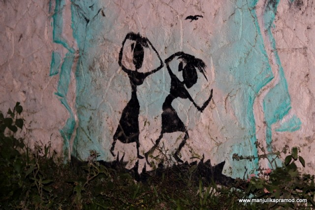 Tribal dance, Wall Art in Thekaddy