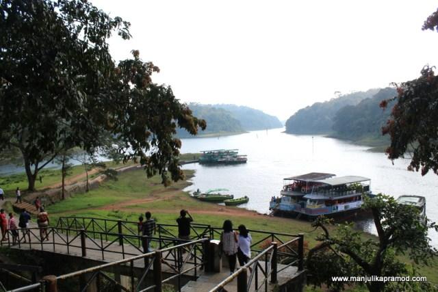 Periyar Lake, Thekkady, Kochi