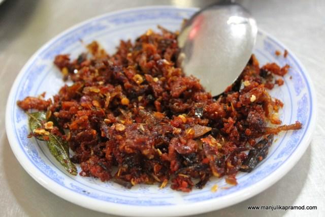 Condiments, Sri Lanka