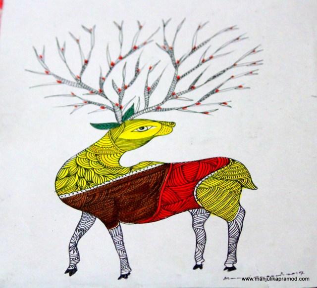 Tribal art, Jungle Safari, Travel writer, Sakal Times