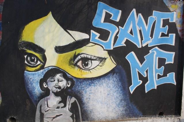 Nagpur wall art