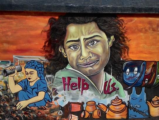 Photoblog : Street Art of Gorakhpur