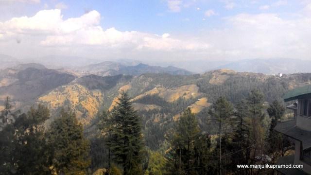 Road trip to Kufri