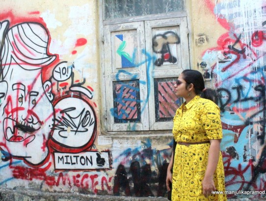 COLOUR RIOT - Go for Art Walks in Mumbai