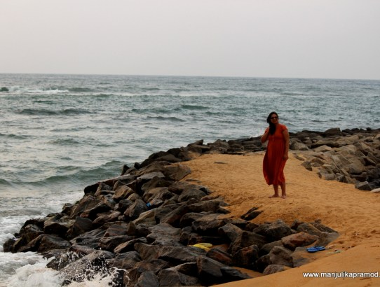 Sunset in Colombo and My First Evening Around Dehiwala-Mount Lavinia