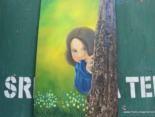 Join me for a Street Art Trail in Sri Lanka