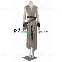 Small Crop Of Star Wars Rey Costume