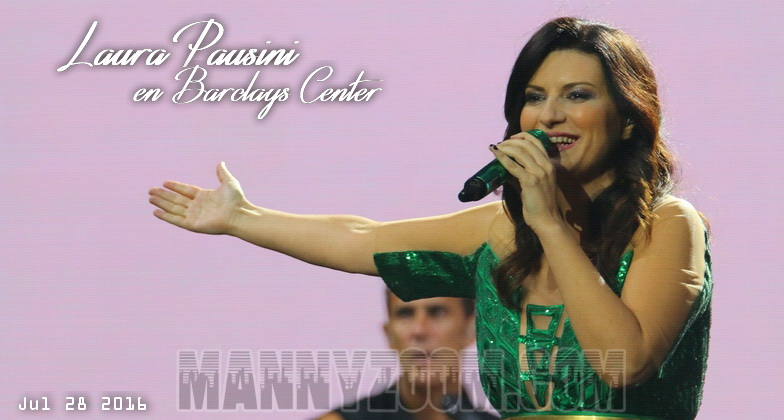 Laura Pausini en Barclays Center 16tagg