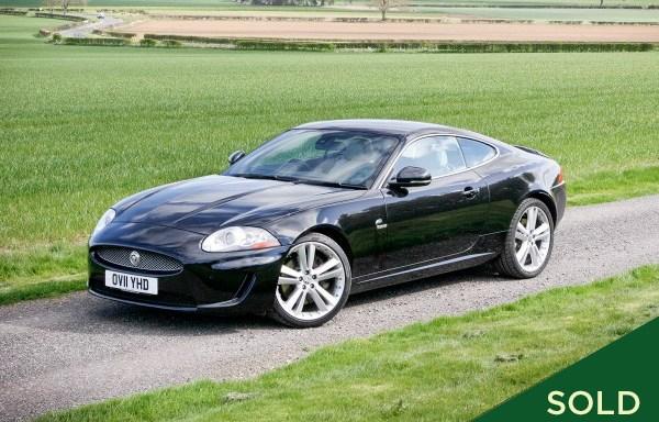 2011/11 Jaguar XK 5.0 V8 Portfolio