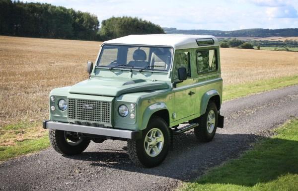 2015 Land Rover Defender 90 'Heritage'