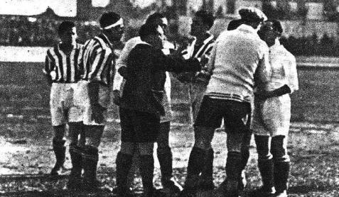 Betis-Sevilla Liga 1932