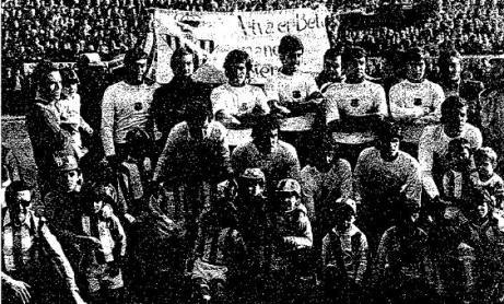 San Andrés-Betis Liga 1974