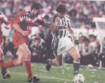 Betis-Kaiserlautern Copa Uefa 1995