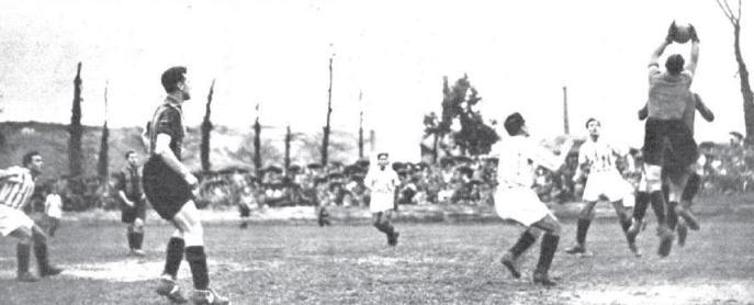 Hoy hace 80 años. 1934-35. La Liga que ganamos. Arenas Club-Betis Balompié
