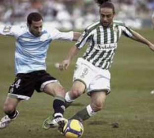 Betis-Racing Liga 2008