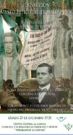 Exposición Real Betis Balompié. Historia de un sentimiento. Acto 27-12-2014