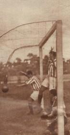 1932-Enero 10-Segunda División: Betis Balompié-5 Athletic Madrid-1.-83Aniversario.