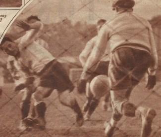 1933-Enero 01-Sardinero: Rácing Santander-2 Betis Balompié-2.-82Aniversario.