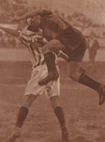 1933-Enero 08-Patronato Obrero: Betis Balompié-1 ArenasClubGetxo-1.-82Aniversario.