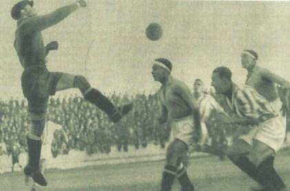 1935-Enero 13-Patronato: Betis Balompié-2 Oviedo Fc-1.-80Aniversario-Datos Estadísticos.