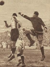 1935-Enero 20-Can Rabia: CD Español-1 Betis Balompié-1.-80Aniversario-Datos Estadísticos.