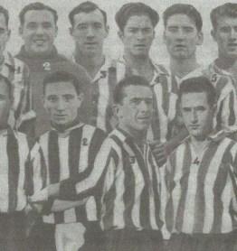 1935-Enero 27-Patronato: Betis Balompié-1 Athlétic Club-0.-80Aniversario-Datos Estadísticos.