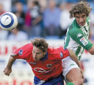 Numancia-Betis Liga 2004