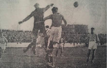 Hoy hace 80 años. 1934-35. La Liga que ganamos. Betis Balompié-Oviedo FC