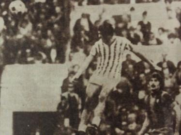 Betis-Barcelona Liga 1980
