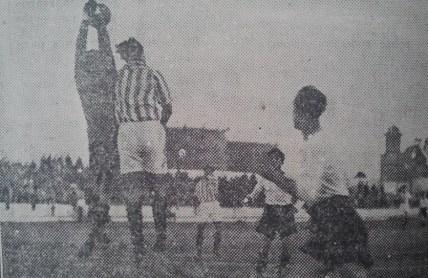 Hoy hace 80 años. 1934-35. La Liga que ganamos. Betis Balompié-Racing de Santander