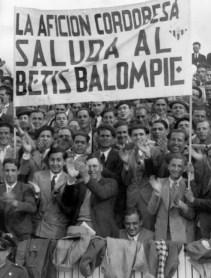 Hoy hace 80 años. 1934-35. La Liga que ganamos. Betis Balompié-Madrid FC