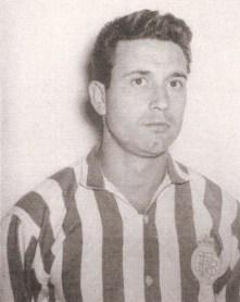 Portu, el único que viajó con el Betis de Tercera a Primera, de Manolo Rodríguez