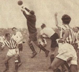 1935-Marzo 10-Mestalla: Valencia Cf-3 Betis Balompié-1.-80Aniversario-Datos Estadíticos.