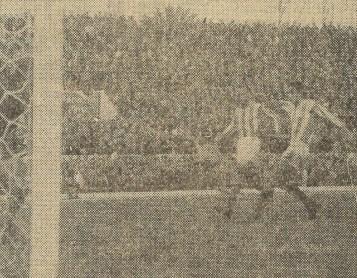"""1967-Marzo 05-""""Villamarín"""": Real Betis Balompié-2 CD Málaga-1.-48Aniversario."""