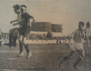 Hoy hace 80 años. 1934-35. La Liga que ganamos. Betis Balompié-Arenas Club