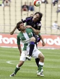 Betis-Valladolid Liga 2008