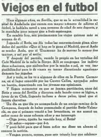 1935-Marzo 21.-Córdoba Deportiva.-Futbolerías.-Viejos en el fútbol.-80ºAniversario.