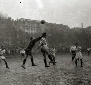 Hoy hace 80 años. 1934-35. La Liga que ganamos. Donostia-Betis Balompié