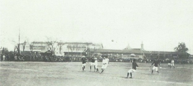 1913-Marzo 02.-Copa Sevilla-Infantiles.-Campo Mercantil: Sevilla FbC-5 Betis FbC-2.