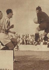 1935-Abril 07-Patronato Obrero: Betis Balompié-5 CD Español-0.-80Aniversario-Datos Estadísticos.