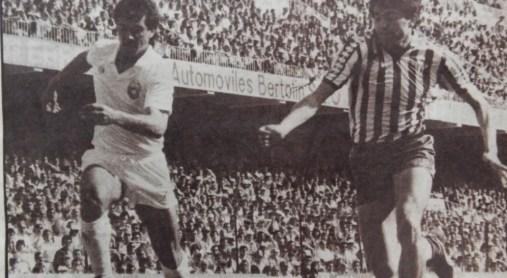 Valencia-Betis Liga 1983
