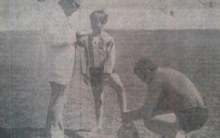 Entrevista Luis Del Sol 1972