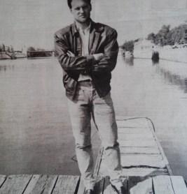 Entrevista Pepe Mel 1989