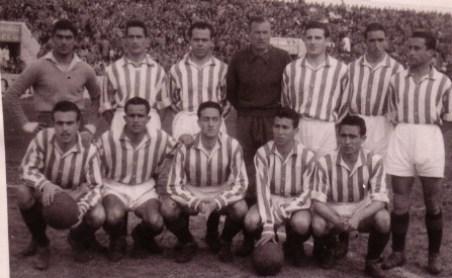 Alineación Betis-Jaén Liga 1951