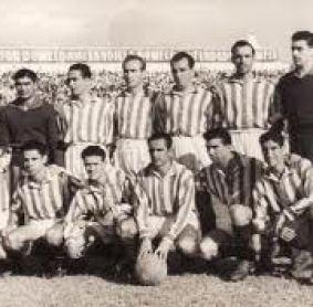 Alineación Betis-Atl. Malagueño Liga 1951