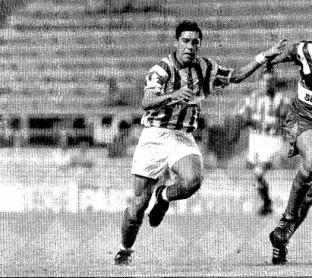 Betis-Stuttgart Trofeo Ciudad de Sevilla 1993